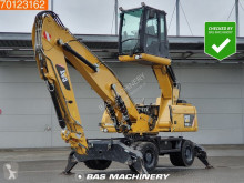 Caterpillar M318D MH 80% tyres - raise cabin - German machine