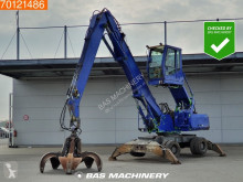 Sennebogen 821M German machine - with grapple
