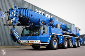 Liebherr LTM 1200-5.1 10x8 drive and 10-wheel steering, 200t мобилен кран втора употреба