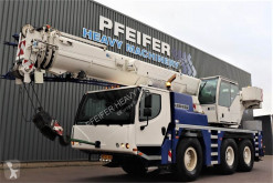 Liebherr LTM 1050-3.1 valid tuv inspection, drive and 6- grue mobile occasion
