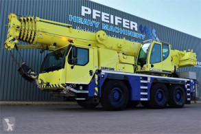 Liebherr LTM 1060-3.1 valid inspection, drive and 6-whee tweedehands mobiele kraan