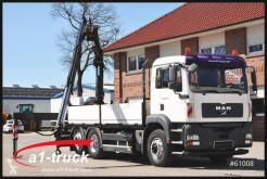 Camión caja abierta teleros MAN TGA TGA 26.350BL 6x4, MKG HLK201 mit FUNK, Lenkachse