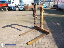 Pallet fork Pallet hook 414-02-S / 2000 kg
