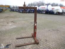 Pallet hook 414-02-S / 2000 kg horquilla porta palets usado