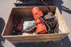 equipamientos maquinaria OP equipamiento grúa nc