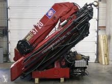HMF 3722 K6 grua auxiliar usada