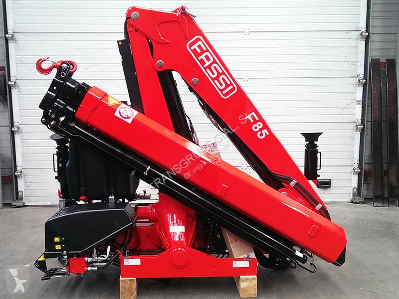 Преглед на снимките Оборудване за камиони Fassi F85B.0.23 e-active