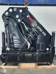 Grua móvel Hiab X-HIPRO 858 E8 + JIB 150X6