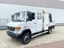camion Mercedes Vario 816 DA 4x4 Vario 816 DA 4x4, Doka, Heckkran Hiab 026 T-2