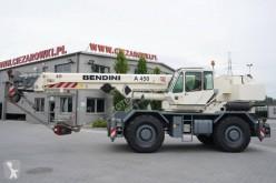 Terex Bendini A450 4x4x4 Crane Roto 40t-30m mobil vinç ikinci el araç