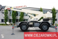 Grue mobile Terex Bendini A300 30 T - 24m , 4x4x4 , Powershift