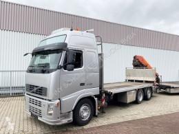 Camión FH 400 6x2 FH 400 6x2, Xenon, Standklima, Heckkran Palfinger PK 29002, Funk caja abierta usado