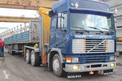Volvo F12 gebrauchter Autokran