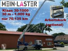 ciężarówka MAN 8.103 Klaas K 30-1000 30 M 1.000kg Funk FB