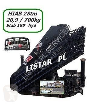 Voir les photos Équipements PL Hiab repliable