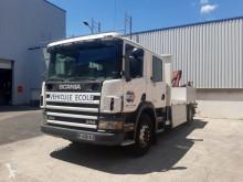 dźwig samojezdny Scania