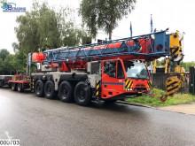 Macara mobilă Demag AC 80 Terex, 80000 kg, 50 mtr + 17,60 mtr JIB, EURO 3, Airco, Analoge tachograaf