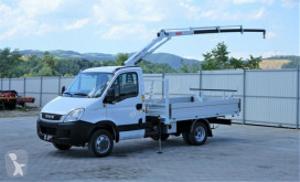 Iveco DAILY 35C18 Pritsche 3,10m+Kran * Topzustand!