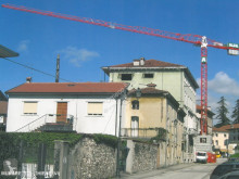 Alfa A558 used tower crane