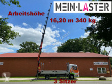 Mercedes 818 Atego Palfinger PK 9501 E 16m -380 kg