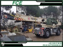 Grúa Terex RC 35*ACCIDENTE*DAMAGED*UNFALL* grúa móvil accidentada