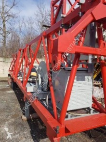 Used tower crane Terex Comedil CTT 121 6