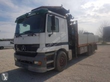 Camion cassone fisso usato Mercedes