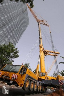 Terex Demag mobile crane AC 700 SSL
