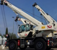 Terex RT45L used mobile crane