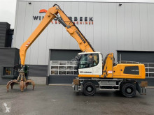 Excavadora Liebherr LH 30 M Industry + GM65 excavadora de manutención usada