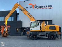Liebherr LH 35 M + Grapple pelle de manutention occasion