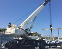Terex RC 35 used mobile crane