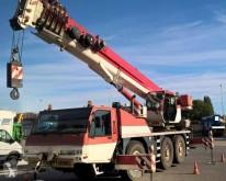 Terex mobile crane AC 55L