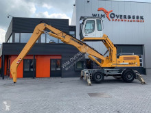 Used industrial excavator Liebherr A 924 C Litronic Material Handler