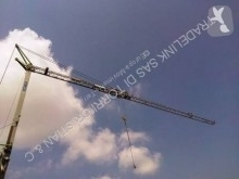 San Marco self-erecting crane SM 32.210