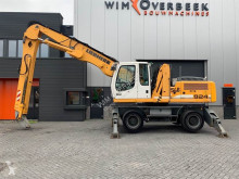Liebherr A 924 C Litronic Telescopic pelle de manutention occasion