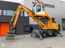 Industriële graafmachine Liebherr A 316 Litronic Incl. Selector Grab!