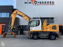 Escavadora Liebherr LH 22 M + Grab only 6100 hrs escavadora de grifa manutenção usada