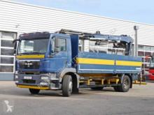 Camión caja abierta MAN TGM 18.340 4x2 LL TGM 18.340 4x2 LL mit Heckkran Fassi F145 AS.22