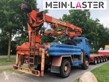 Camion plateau ridelles Mercedes Palfinger PK 17000 ELB 20,90 m 450 kg 8,7 m