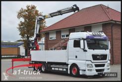 Camión caja abierta teleros MAN TGX MAN TGX 26.480, HMF 2200, Kran, TÜV 05/2021