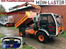 Utilitaire benne Multicar AUSA M250 Kipper + PK 2800 mit Funkfernbedienung