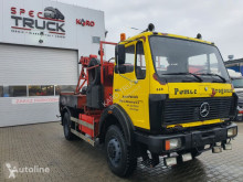 Mercedes 1632, Full Steel, 4x4 grue mobile occasion