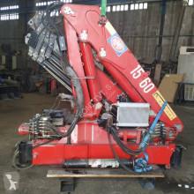 HMF self-erecting crane 1563 k5