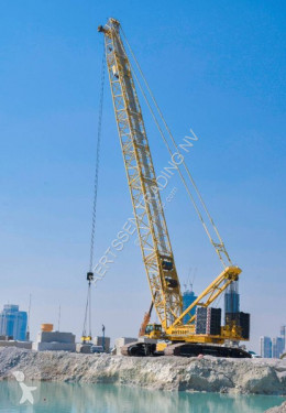 Terex Demag CC 2800-1 used crawler crane