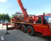 Liebherr LT 1050 used mobile crane