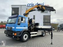 Camião MAN LE LE 18.280 4x2 PM 16,5 S LC mit Kipperstempel estrado / caixa aberta caixa aberta usado