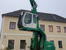 Liebherr A316 Umschlagbagger excavator pe roti second-hand