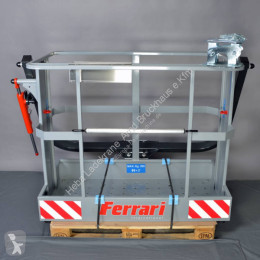 Gru su camion Ferrari Arbeitskorb AGLY 2 Bundle