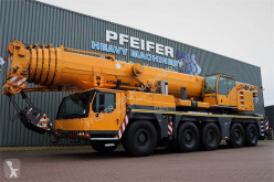 Liebherr LTM 1220-5.2 10x8 drive and 10-wheel steering, 220t used mobile crane